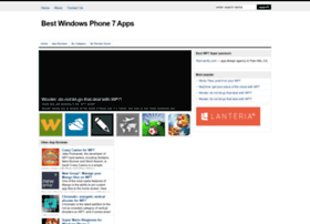 bestwp7apps.net