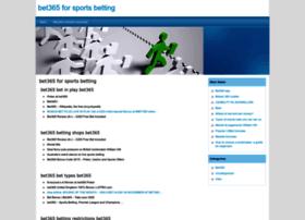 bet365forsportsbetting.com