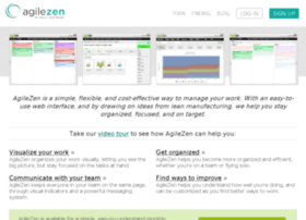 beta.agilezen.com