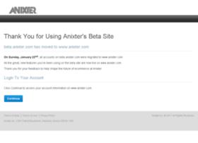 beta.anixter.com
