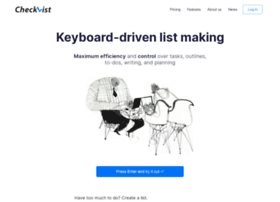 beta.checkvist.com