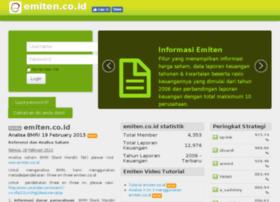 beta.emiten.co.id