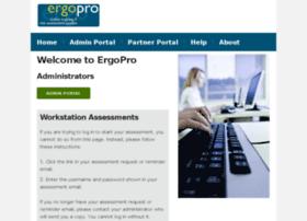 beta.ergopro.co.uk