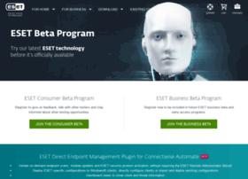 beta.eset.com