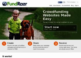 beta.fundrazr.com