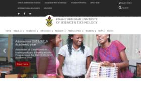 beta.knust.edu.gh