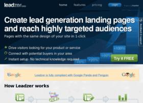 beta.leadzer.com