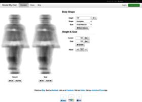 beta.modelmydiet.com