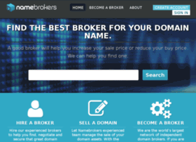 beta.namebrokers.net