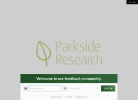 beta.parksideresearch.com