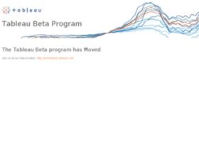 beta.tableau.com