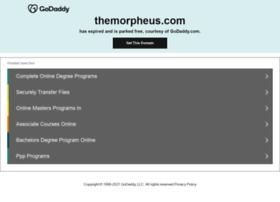 beta.themorpheus.com