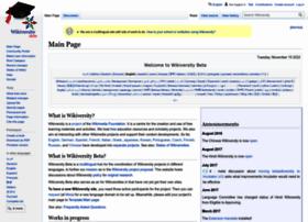 beta.wikiversity.org