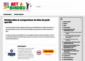 betabondieu.com