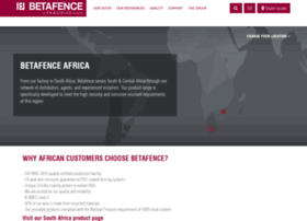 betafence.co.za