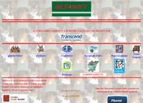 betasoftsrl.com