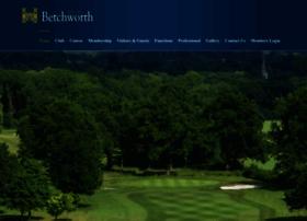 betchworthparkgc.co.uk