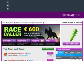 betdaqtips.racecaller.com