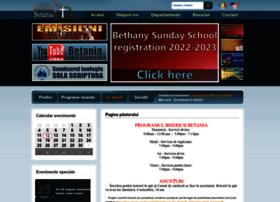 bethanynewsite.com