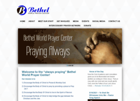 bethelworldprayercenter.org