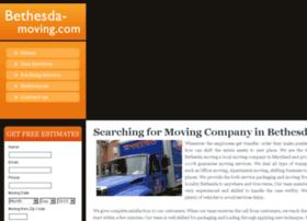 bethesda-moving.com