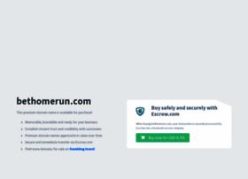 bethomerun.com