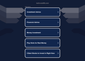 betinvest99.com