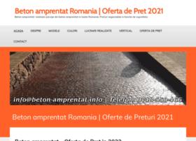 beton-amprentat.info