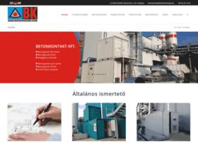 betonkontakt.com