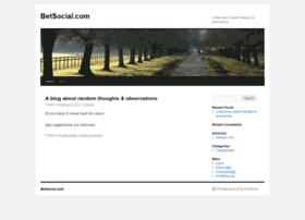 betsocial.com