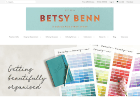 betsybenn.co.uk