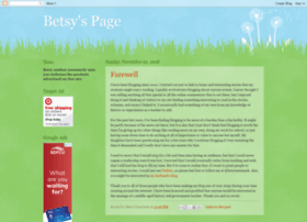 betsyspage.blogspot.com