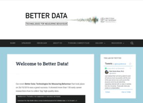 better-data.co.uk