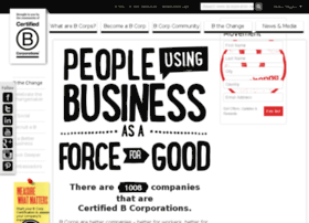 better.bcorporation.net