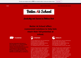 betteratschool.com