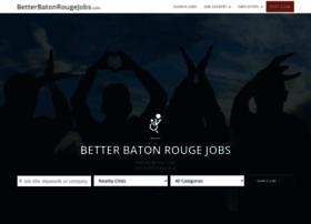 betterbatonrougejobs.com