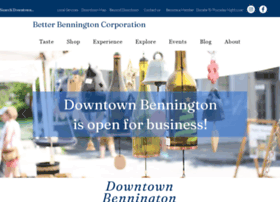 betterbennington.com