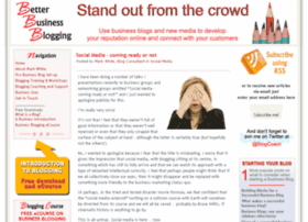 betterbusinessblogging.com