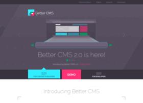 bettercms.com