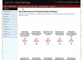 betterhandbags.co.uk
