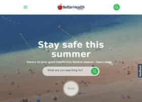 betterhealthchannel.vic.gov.au