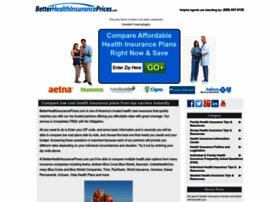 betterhealthinsuranceprices.com
