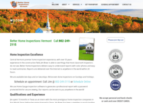 betterhomeinspectionsvermont.com