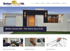 betterhomeswa.com.au