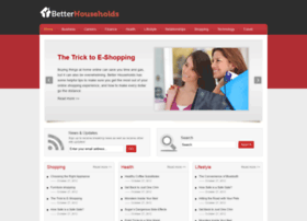 betterhouseholds.com