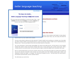 betterlanguageteaching.com