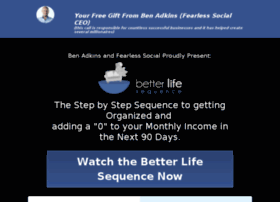 betterlifesequence.com