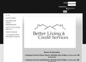 betterlivecreditservices.us