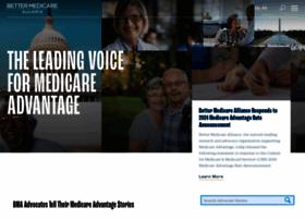 bettermedicarealliance.org