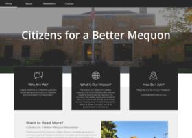 bettermequon.org